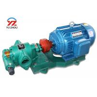 Buy cheap KCB high quality mini Electric Motor Drive Gear  Oil transfer pump for transfer lubricating oil product