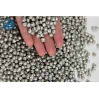 Buy cheap Silver White Color Magnesium Granules 1-6mm For Washing Cloth Eco - Friendly from wholesalers