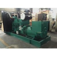 Buy cheap Green Commercial Diesel Generators  With Stamford Alternator product