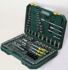 Buy cheap el zócalo de la herramienta 120pcs-A fija las herramientas de la mano y las piezas de la manga para el motor/el coche reparan sistemas de herramienta product
