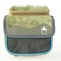 Buy cheap Green Waterproof speaker bag  two side pockets  Decorative pattern TD-02 product