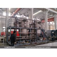 Buy cheap Automatic Microporous Filter for solid liquid separation condition product