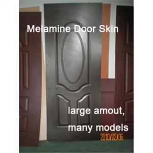 Buy cheap Piel de la puerta, piel chapeada de la puerta, piel de la puerta de la melamina, amout grande product