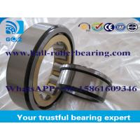 Buy cheap NU 2306 E ABEC-5 bearing cylindrical roller brass / steel cage product