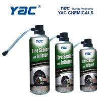 Buy cheap Tire Sealer and Inflator 450ml 600ml as Fire Extinguisher for Tubeless Ruber Tyre product