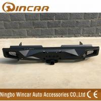 Buy cheap New Style Steel Rear Bumper For Hilux Revo 2015-2018 from wholesalers
