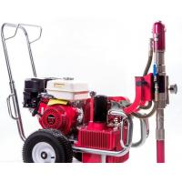 Quality Ceiling House Fence Room Hydraulic Airless Sprayer Petrol Engine Gas Powered Sprayer for sale