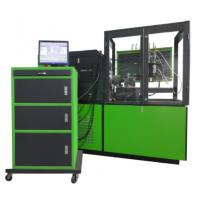 Buy cheap 11KW -2 2KW 2000Bar Common Rail Pump Test Bench , measuring with sensors product