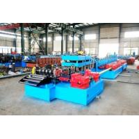 Buy cheap ANSI-American National Standards Institute Freeway Guardrails Roll Forming Machine Use Gear Reducers Driving product