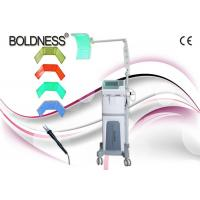 Quality 7 inch Portable Led Light Therapy Machine For Wrinkle Removal , Face Lifting for sale