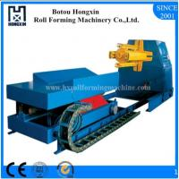 Buy cheap Roofing Metal Rolling Equipment , PLC Control Sheet Metal Forming Equipment product
