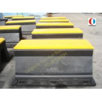 Buy cheap Arch Anticollision Boat Rubber Fender , 600H PIANC Rubber Dock Fender product