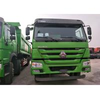 Buy cheap 10 Roues SINOTRUK Howo Dump Truck Heavy Duty With Euro II Emission Standard product