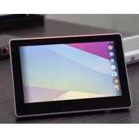 Buy cheap SIBO 7 Inch Android POE Tablet With RGB LED Light On Top For Statu Indication product