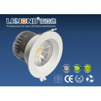 Buy cheap Anti - Glare Lens Beam10 / 24 / 90 Degree Cree Led Downlight Dimmable 12w product