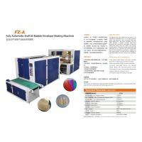 China A model FULLY AUTOMATIC KRAFT AIR BUBBLE ENVELOPE MAKING MACHINE on sale