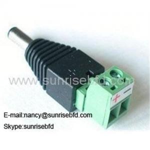 China Sell 2.1mm DC plug adaptor on sale