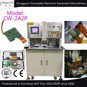 Buy cheap High Precision Tab HSC Hot Bar Soldering Equipment Heat Welding Machine CW-2A2P product