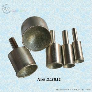 Buy cheap Покрытые диамантом пункты сферически головы установленные - ДЛСБ11 product