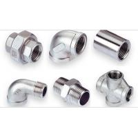 China Stainless Steel Drilling Mud System Asme B 16 11 Threaded Union Male X Female on sale