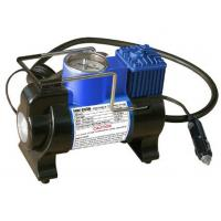 Buy cheap Metal Car Tire Air Compressor With Lamp / 100PSI Small Air Compressor For Tires product