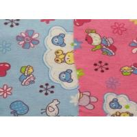 Buy cheap Custom Colour Cotton Flannel Cloth Anti Static For Round Flannel Tablecloth product