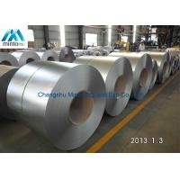 Buy cheap JIS G3312 ASTM A653M Stainless Steel Strip Coil Galvanized Surface Treatment product