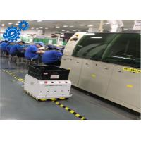 Buy cheap APP Control Smart Cart AGV Compact Drive Module Design Easy Operation product