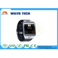 Buy cheap WG2 Bluetooth Smartwatch , Waterproof  Watch Phone Heart Rate Monitor Infrared Control product