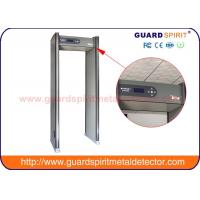 Buy cheap Hotel Walk Through Security Metal Detectors / Arch Metal Detector product