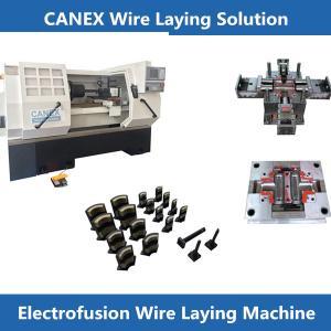 Buy cheap CANEX cnc elektro füzyon tel atma makinası пресс-форма электромуфта product