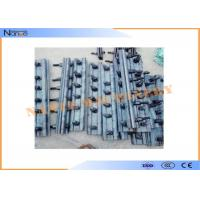 Buy cheap Steel Standard Rail Fish Plate Mobile Crane Components For Crane Rail Running product