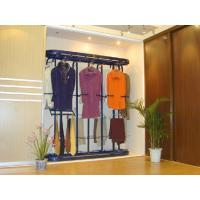 Buy cheap Customized 360 Degree Rotary Clothes Rack, 2100mm Height Aluminum Revolving Clothes Rack product