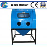 Buy cheap Jewelry Surface Treatment Wet Sandblasting Cabinet Φ13mm*23mm Blasting Hose Dia product