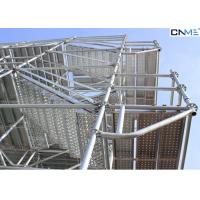 Quality Fast / Easy Assembly 48 Ring Lock System Scaffolding For Providing Safe Working Area for sale