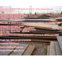 Buy cheap Sell :Spec ASTM/ASME SA514M steel plate,SA517GrQGrade,SA514GRQ+Q+T+HIC, A514GRF+HIC/ steel plate/A517GR/sheets product