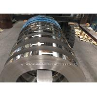 Buy cheap 8K Mirror Finish Stainless Steel Strip Coil Corrosion Resistance Boat Fittings product