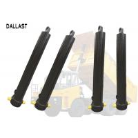 Quality Hydraulic Oil Cylinder , Single Acting 4 Stage Telescopic Cylinder ISO9001 for sale