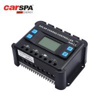 China 30A 24 48V auto PWM low self consumption battery charge controller-ENS2448-30D on sale
