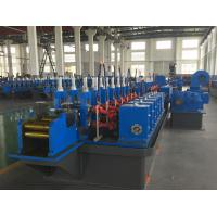 Buy cheap High speed 8-32mm HF Welding Pipe Round Square Tube Making Machine  Flying Cut system Watter Cooling product