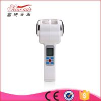 Buy cheap Hot and Cold Hammer Facial massager Skin Tighten and rejuvenation Ultrasonic Therapy Machine product