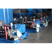 Buy cheap High Pressure Water Blasting Pipe Cleaning Machine from wholesalers