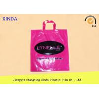 Buy cheap Pink blue yellow green red brown glue patch handle die cut boutique shop gift bags product