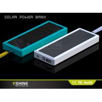 Buy cheap Unique Solar Power Bank Charger,Universal Portable Power Bank for Mobile ,Solar from wholesalers