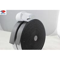 Strong Sticky hook and loop fastener tape Black Adhesive Back hook & loop tape