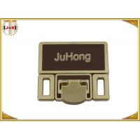 Buy cheap Zinc Alloy material Metal Turn Bag Clasps Lock Different Drip Oil Color product