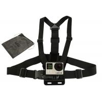 China Chest Strap Harness Mounts Action Camera Mounts with Bag for GoPro Hero4S Hero4 on sale