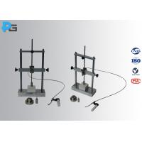 Buy cheap IEC60884-1 Figure 27 Low Temperature Impact Test Apparatus for Test Pins with Insulating Sleeves product