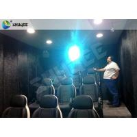 Buy cheap Electic Simulator System Mobile 5D Theater equipment With 2 Years Warranty product