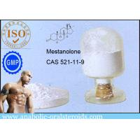 Quality Mestanolone 521-11-9 Ermalone Oral Testosterone Steroid For Bodybuiling for sale